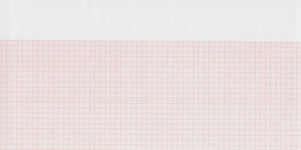 Papier de l'électrocardiogramme